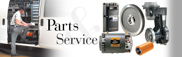 Forklift Service & Repairs in Buffalo, Jamestown & Rochester, NY