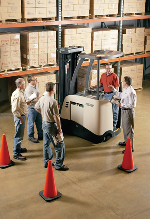 Forklift Training in Buffalo, Jamestown & Rochester, NY